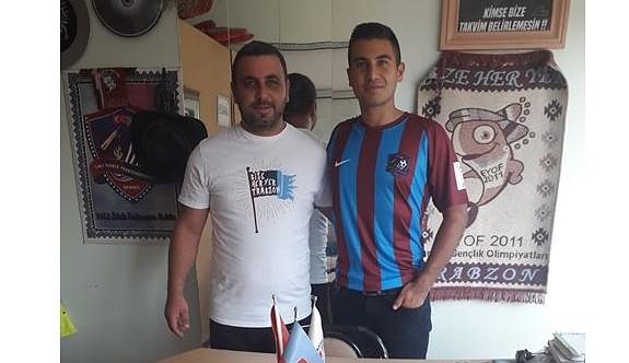 İskele Trabzonspor forvet transfer etti