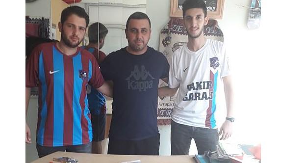 İskele Trabzonspor'un takviyeleri Gençler Birliği'nden