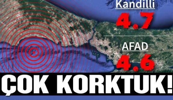İstanbul depreminin ayrıntıları belli olmaya başladı