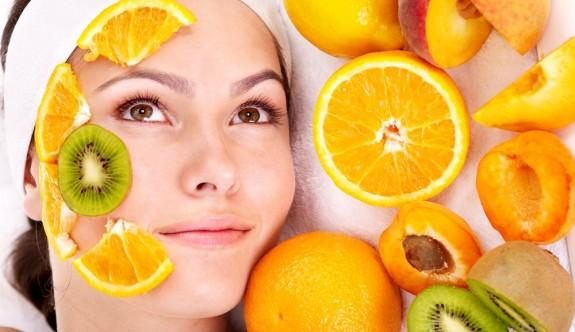 İşte cildi sıkılaştıran meyve ve sebzeler