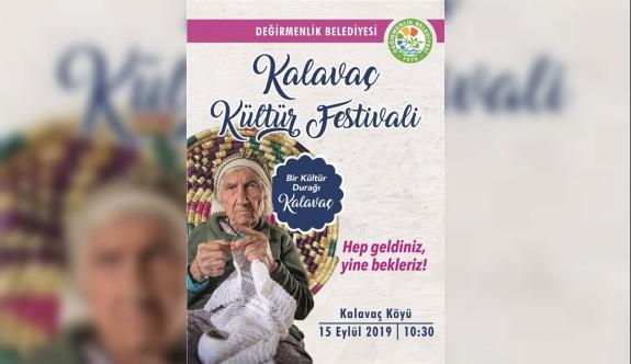 Kalavaç Kültür Festivali,15 Eylül Pazar günü