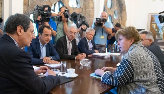 Kıbrıs Rum tarafı ile BM'nin felsefe farklılığı mı var?