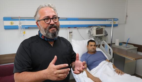 Kıbrıslı Türk hastaya yeni yöntemle kalp pili