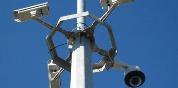 KKTC'de güvenlik kameraları Aselsan'dan