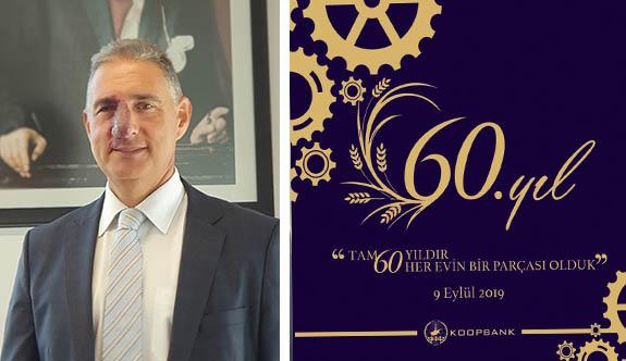Koopbank'ın 60. gurur yılı