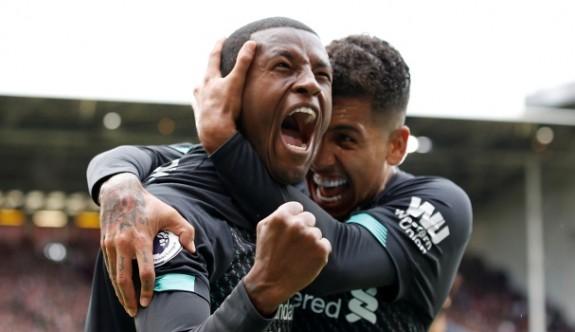 Liverpool 7'de 7 yaptı