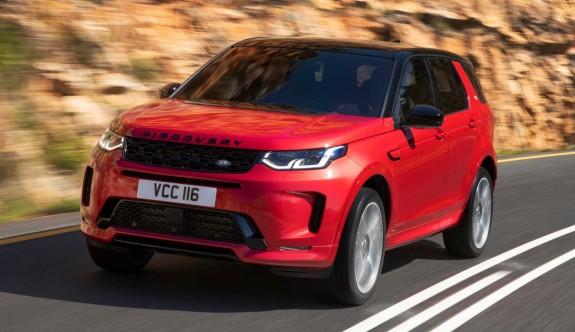 Makyajlı Land Rover Discovery Sport fiyatıyla dudak uçuklattı