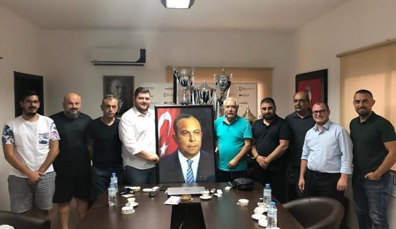 Mehmet Küçük, Yenicami'yi ziyaret etti