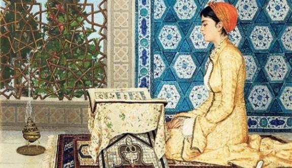 """Osman Hamdi Bey'in """"Kur'an Okuyan Kız"""" tablosuna servet verildi"""