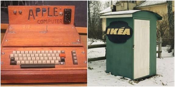 Ünlü markaların ilginç ilk ürünleri
