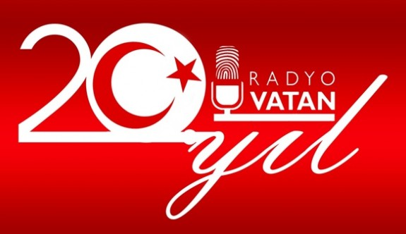 Radyo Vatan 20. kuruluş yılını kutluyor