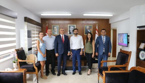 """Sapsızoğlu: """"Olimpik salon yapmayı hedefliyoruz"""""""