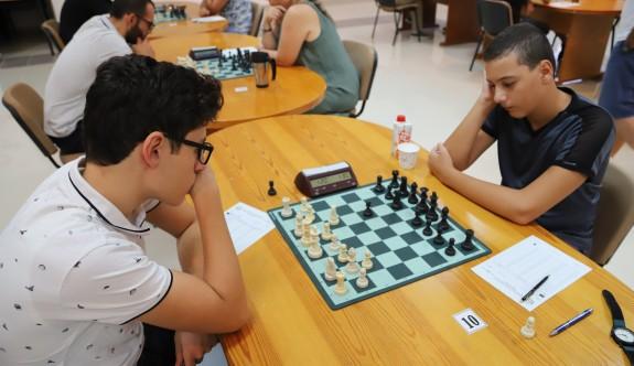 Satranç Birinciliği başladı