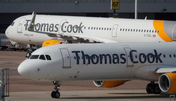 Thomas Cook şirketinin iflası Güney'de bilet fiyatlarını uçurdu