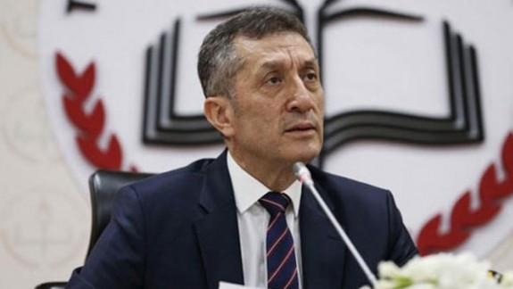 Türkiye Milli Eğitim Bakanı yarın adaya geliyor