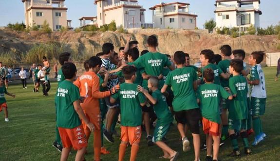U-12' Liginin final yeri ve tarihi açıklandı