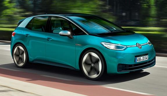 Volkswagen'in tamamen elektriklisi hazır