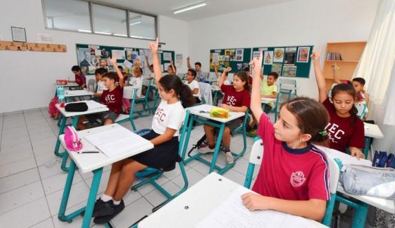 Yakın Doğu İlkokulu yeni projeleri ile yeni eğitim-öğretim yılına başladı