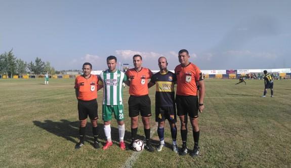 Yalova, 3-0'a abone