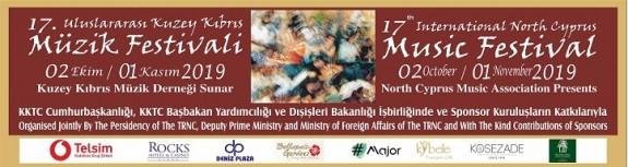 17. Uluslararası Kuzey Kıbrıs Müzik Festivali devam ediyor