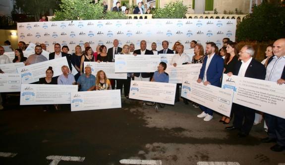50 projeye 10'ar bin Euro ödül