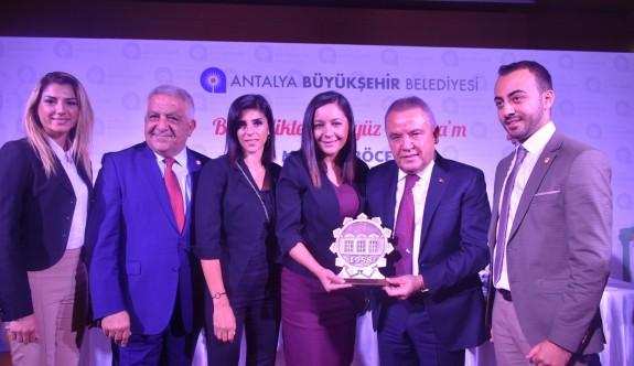 Antalya'da Lefkoşa tanıtımı