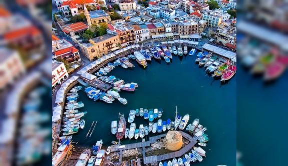 Antik limanın çehresi değişiyor