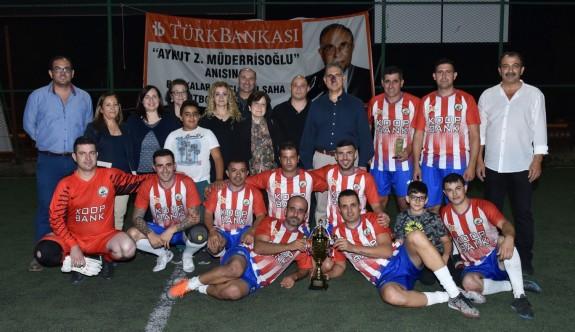 Bankaların şampiyonu Koopbank