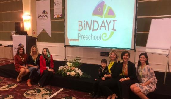 Bindayı Preschool'dan Acapulco'da eğitim semineri