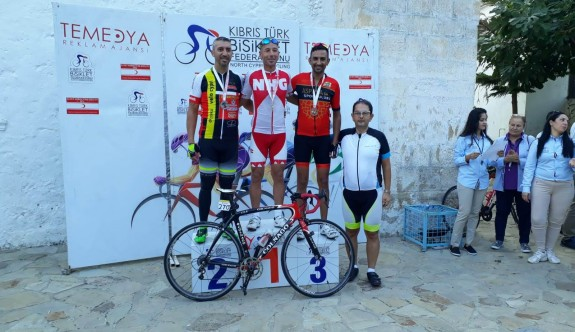 Bisiklette puanlı yarışlar tamamlandı