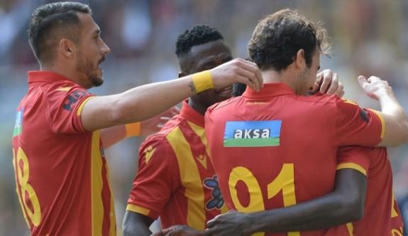 BtcTurk Yeni Malatyaspor'dan dört dörtlük galibiyet
