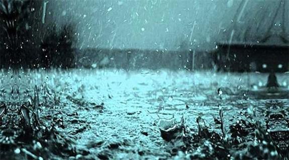 En çok yağış Lefkoşa'ya