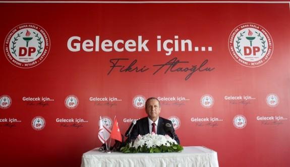 Fikri Ataoğlu, başkan adaylığını açıkladı