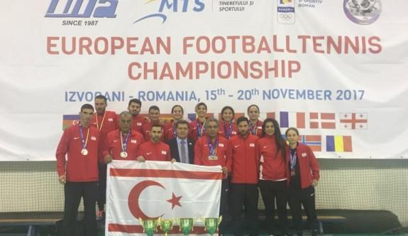 Futbol Tenisinde, Cumhuriyet Kupası oynanacak