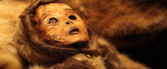 Grönland'da 500 yıllık mumyalar bulundu
