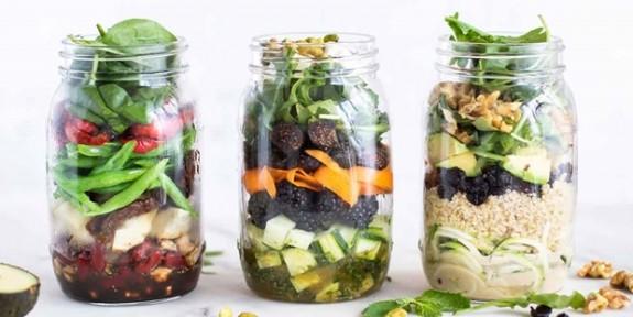 Her yerde tüketebileceğiniz lezzetli ve sağlıklı kavanoz tarifleri