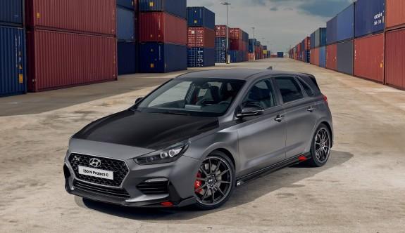 Hyundai'nin en ateşli modeli: i30 N Project C