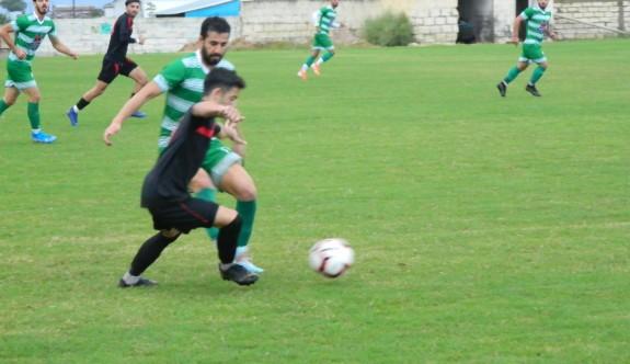 K-Pet futbol liglerinde haftanın maç sonuçları