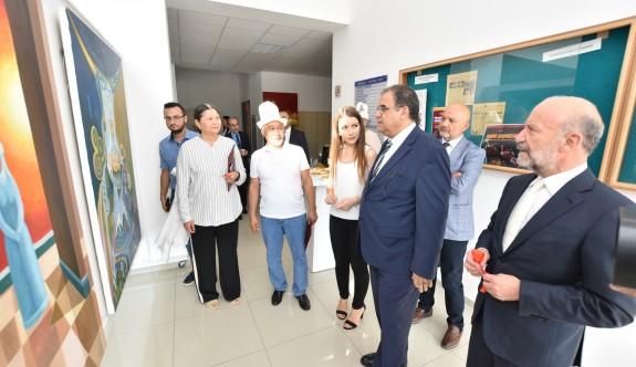 Kıbrıs Modern Sanat Müzesi'nde eser sayısı 15 bine ulaştı