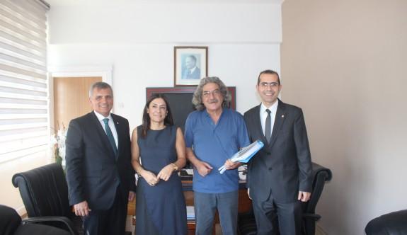 Kıbrıs Türkünün üretim potansiyeli belgeseline Türk Bankası desteği