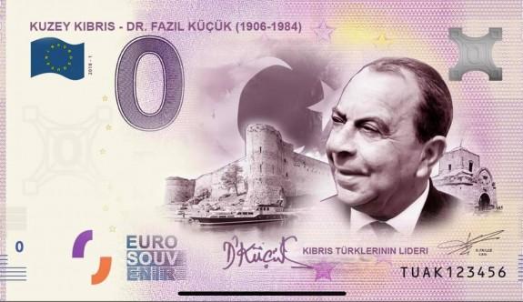 Liderimizin anısına para basıldı