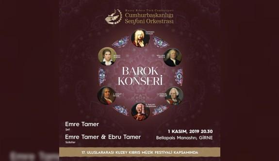 Müzik Festivali CSO Barok Konseri ile sona eriyor
