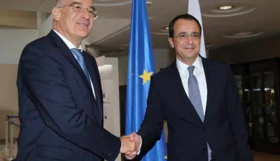 Rum yönetiminden Türkiye'ye karşı diplomatik tedbir uygulatma çabası