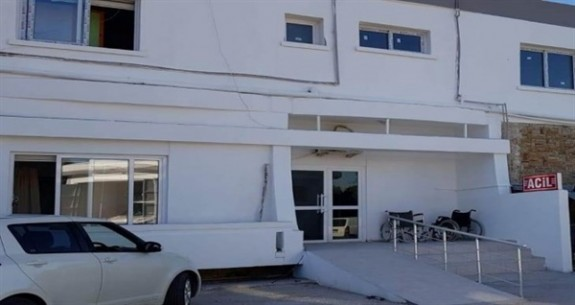 Güzelyurt Sağlık Merkezi'nde çalışanlar darp edildi