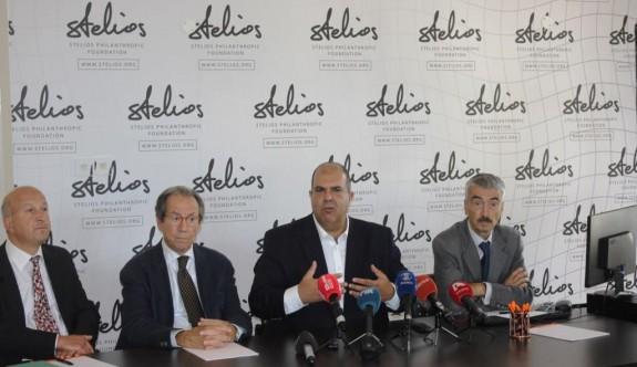 Stelios: Amaç ada da kalıcı barışı sağlama