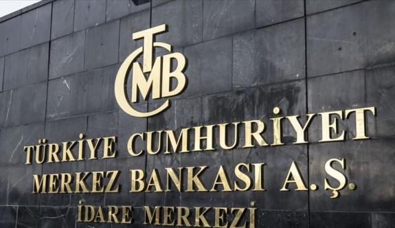 T.C Merkez Bankası politika faizini düşürdü