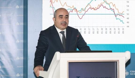 TC Merkez Bankası yıllık enflasyon oranı beklentisini düşürdü