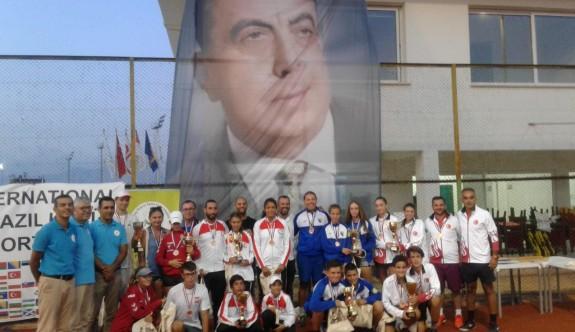 Tenisin şampiyonu Türkiye