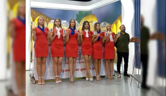 1.000.000 TL'lik büyük ikramiye, Girne'de satıldı