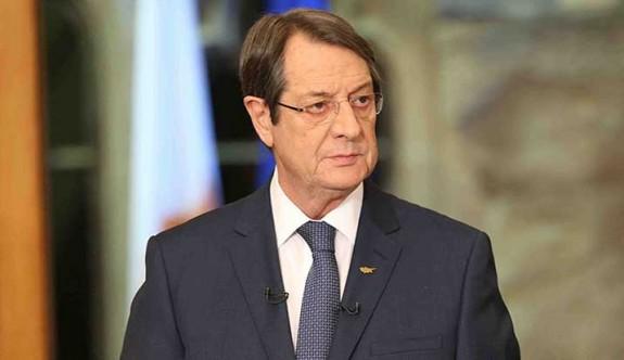 Anastasiadis, Rum Ulusal Konseyi'ni toplantıya çağırdı